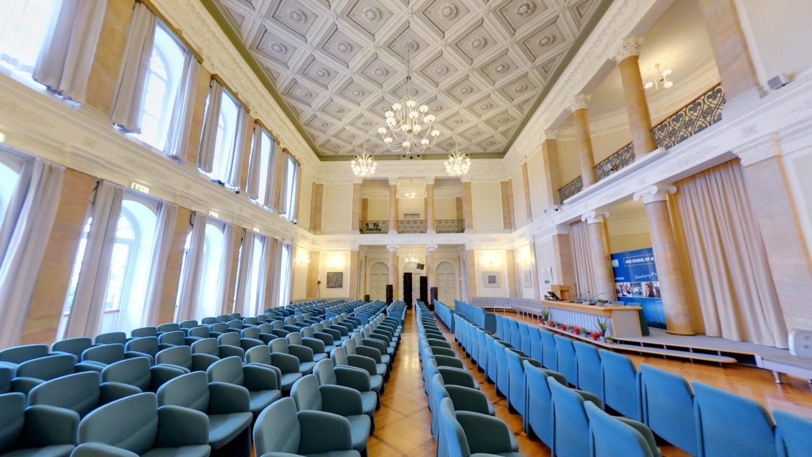 Dimensioni Sala Conferenze 100 Posti.Aule E Sale Conferenze